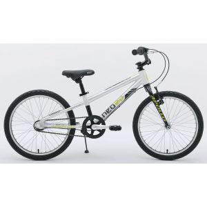 """Велосипед 20"""" Apollo Neo 3i boys черный/лайм 2018"""