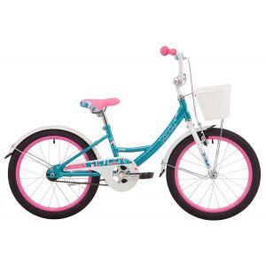 """Велосипед 20"""" Pride Sandy бирюзовый 2019"""