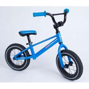 """Беговел 12"""" Kiddimoto BMX1 (синий)"""