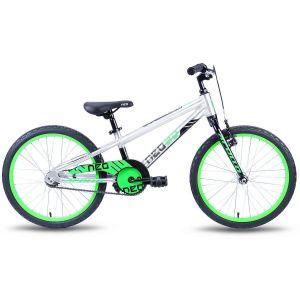 """Велосипед 20"""" Apollo Neo boys 2019 (черный/салатовый)"""