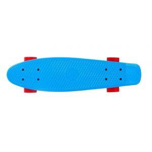 "Скейтборд Smj Sport Fishka 22"" Blue (голубой)"