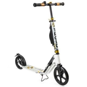 Самокат Trolo City Big Wheel 230 (белый)