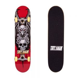 Скейтборд Tony Hawk Popsi (красный)
