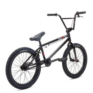 "Велосипед Stolen X Fiction Overload 20"" 2021 BMX Freestyle Bike (black sabbath)"
