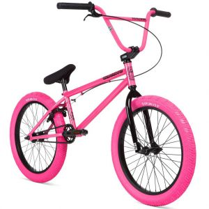 "Велосипед Stolen Casino 20"" 2020 BMX Freestyle Bike L рама 20.25"" (cotton candy pink)"
