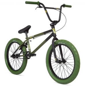 "Велосипед Stolen Stereo 20"" 2020 BMX Freestyle Bike (faded spec ops)"