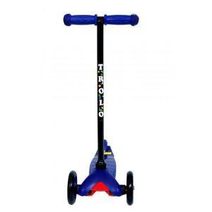 Самокат Trolo Mini (синий)