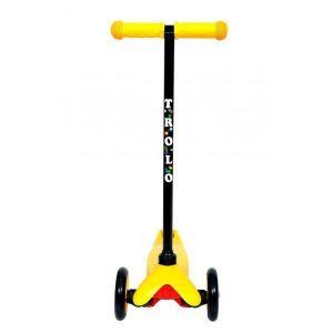Самокат Trolo Mini (желтый)