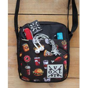 Мессенжер - сумка через плечо Volt Fast Food