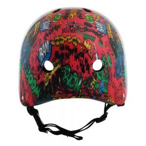 Шлем защитный Worker Freestyle Komik (зеленый)