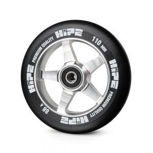 Колесо для трюкового самоката Hipe Lmt 09 110 silver black