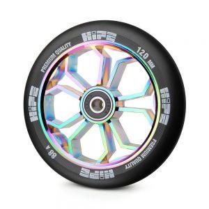 Колесо для трюкового самоката Hipe Lmt 36 120 Neo chrome