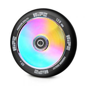 Колесо для трюкового самоката Hipe Lmt 20 120 Neo chrome