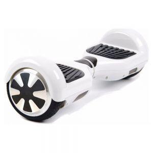 Мини-сигвей (гироборд) Candy wheels 6,5'' (белый)