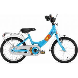 Велосипед Puky ZL 16-1 ALU Maus blue (светло-голубой)