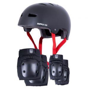 Комплект защиты для взрослых Shaun White P2 со шлемом