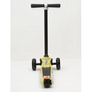 Самокат Explore Simpro (желтый)