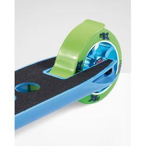 Самокат трюковой Micro MX Trixx 2.0 Rainbow blue (синий)