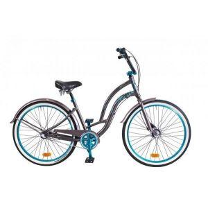 Велосипед Medano Artist Blue 26'' (wood)