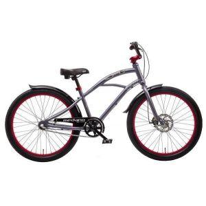 Велосипед Medano Artist Tattoo 24'' (gray mat)