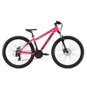 "Велосипед 27,5"" Apollo Aspire 20 WS 2018 Gloss Pink/Black/Blue (розовый)"