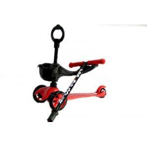 Самокат Trolo Mini (красный)