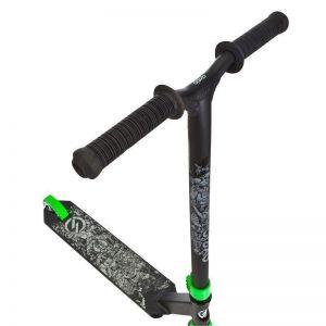 Самокат трюковой Oxelo Freestyle MF 1.8 Green (зеленый)