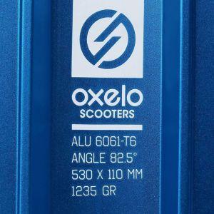 Самокат трюковой Oxelo Freestyle MF 3.6 2016 (синий)