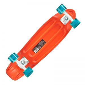 Скейтборд OXELO CRUISER BIG YAMBA (красный)