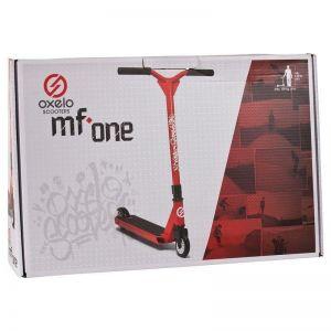 Самокат трюковой Oxelo Freestyle MF One Red (красный)
