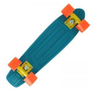Скейтборд OXELO CRUISER BIG YAMBA (бирюзовый)