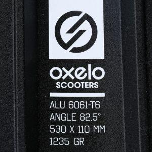 Самокат трюковой Oxelo Freestyle MF 3.6 2016 (черный)