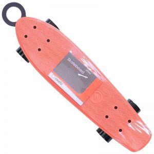 Скейтборд OXELO CRUISER YAMBA (коралловый)