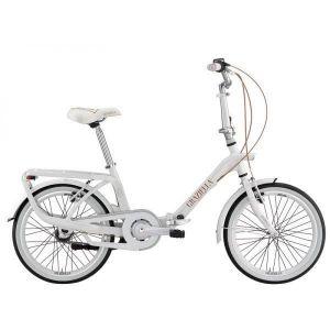 Велосипед Graziella Brigitte (белый)