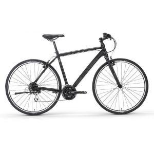 Велосипед Centurion Crossline 50R Matt Black (матовый черный)