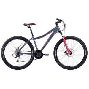 "Велосипед Centurion EVE G6-MD 27,5"" Matt Anthracite (матовый серебристый) Lady MTB"
