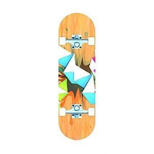 Скейтборд Explore Champion (оранжевый)