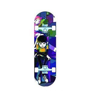 Скейтборд Explore Champion (темно-синий)