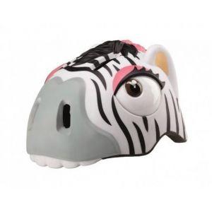 Защитный шлем CrazySafety Zebra
