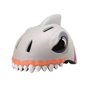 Защитный шлем CrazySafety White Shark