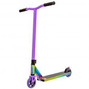 Трюковой самокат Crisp Scooters Surge Neochrome Purple