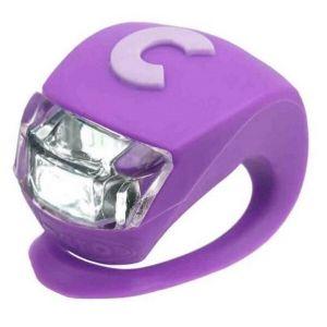 Фонарик для самоката Micro Deluxe Purple V2