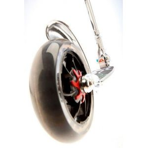 Самокат Micro Speed+ Pure Silver (серебристый)