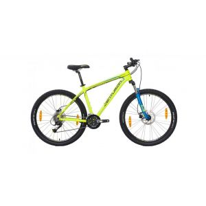 Велосипед Centurion Backfire N7-HD 27,5 Azure/Hyper Yellow (голубой/желтый)