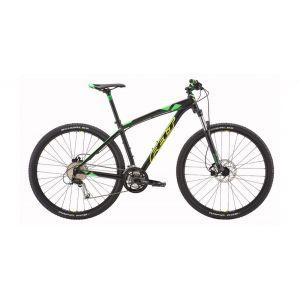 Велосипед Felt MTB Nine 70 matte black (черный)