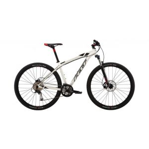 Велосипед Felt MTB Nine gloss white (белый)