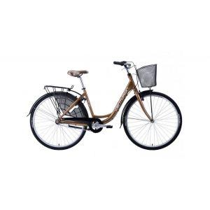 Женский велосипед Centurion City 3.0 Light Brown (светло коричневый)