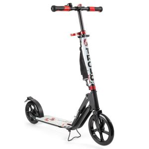 Самокат Trolo City Big Wheel 230 (черный)