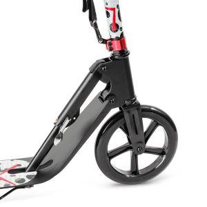 Самокат Trolo City Big Wheel 230 (черный)