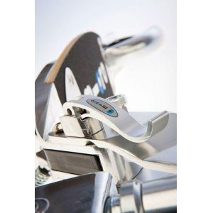 Самокат Micro Flex silver (серебристый)